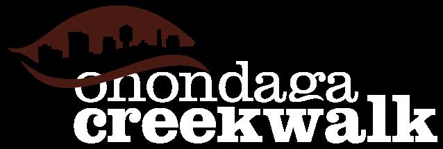 Onondaga Creekwalk Logo